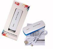 Wholesale 3 in Power Bank G Wi Fi Wireless Router G Hotspot Mini Wifi AP Mobile Wireless DHL DHL airmen