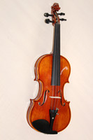 Wholesale 2015 Thanks Giving Day Promotion Super Deal Violin with wooded and Housetail bow