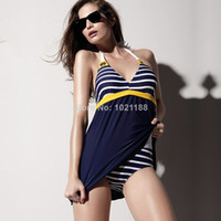 Cheap One Pieces Beachwear Best Polyester Floral Women Swimwear