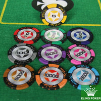 Unisex clay - Texas Poker Chips Clay Chips g N2