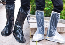 Wholesale Boots Waterproof Non slip Rain Boots Shoes Cover Rain Boots Set Shoes Cover Outdoor Motorcycle Bike Riding