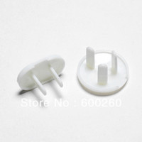 Wholesale Electric Outlet Plug White Cover Baby Children Kids Covers Safety