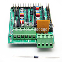 3307 Plug-in  Free Shipping RAMPS 1.4 3D PRINTER CONTROLLER FOR REPRAP MENDEL PRUSA TESTED #3307