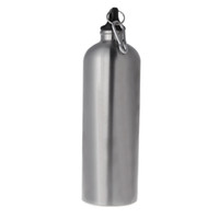 Wholesale 1000ml Outdoor Sports Stainless Steel Drinking Bottle for Bicycle Climbing Travel H10675