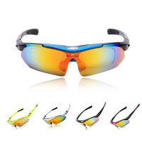 bicycle safety - WOLFBIKE Brand UV400 Men Women Coating Polarized Sunglasses Safety Eyewear Goggle for Bicycle Riding Universal Lens H10674