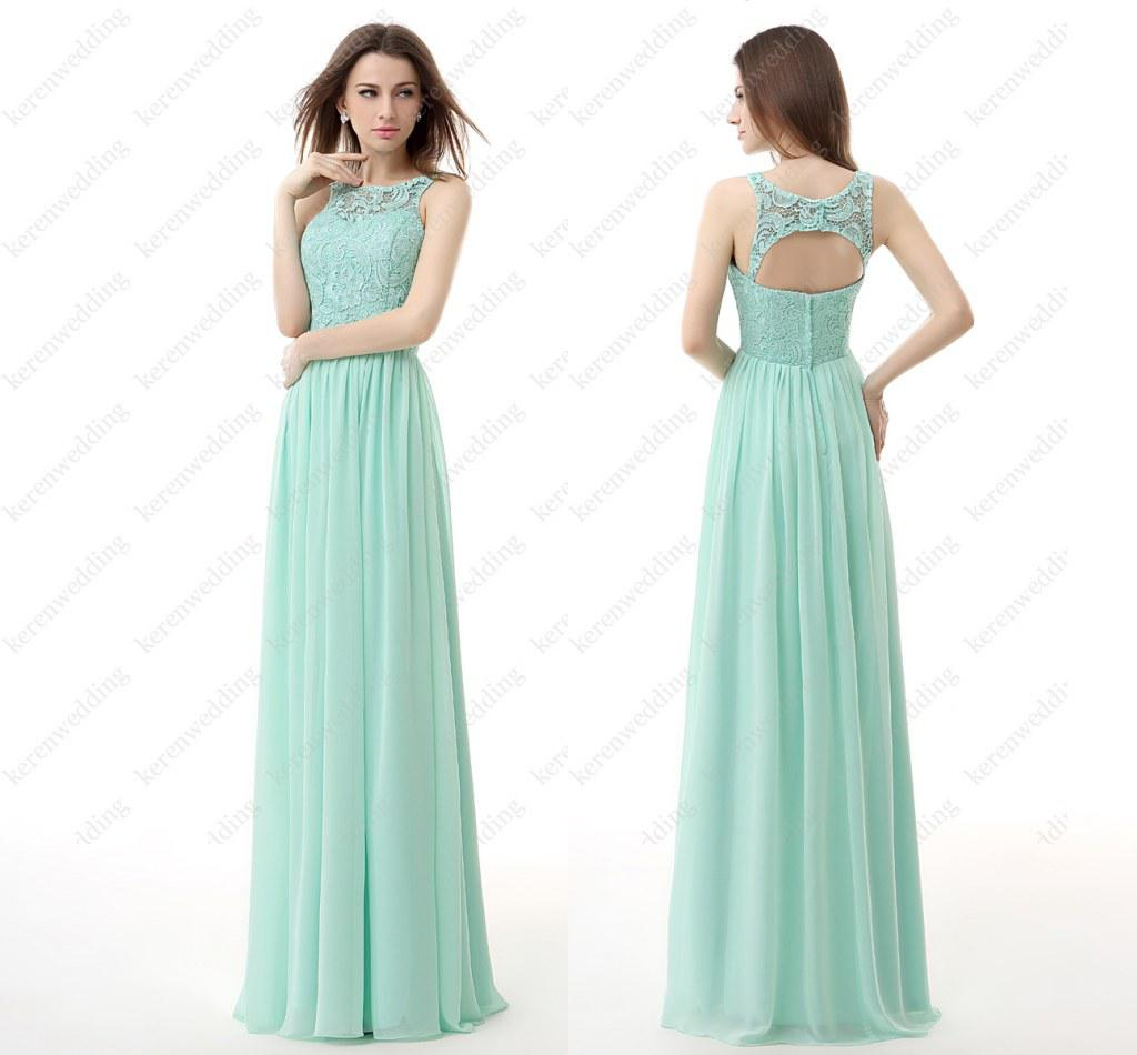 2015 Long Bridesmaid Dresses