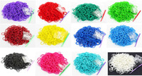Rainbow Loom Bands Kit DIY Wrist Bands Color Bracelet for Ch...