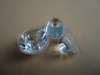 Wholesale High quality High power LED Lens CREE XML T5 T6 U2 Lens Diameter mm degrees Plane mirror CREE XLamp XM L2 Lamp lens