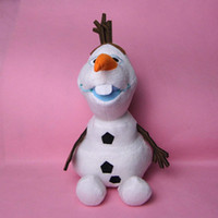 Frozen Olaf 25cm 9. 8Inches Plush Toys Cotton Stuffed Dolls H...