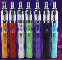 al por mayor x8 atomizador v2-2014 Nuevo Ego X6 cigarrillo electrónico X8 atomizador o X6 V2 atomizador X6 Batería 1300mah batería recargable Vapor volumen Lava X6 Kit DHL libre