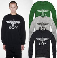 Spring / Autumn Outdoor Sport Style Cotton Blend 2014 Fashion Bigbang Cheap Boy London Hoodies Winter Hiphop Skateboard O-neck Size M To 4XL Wholesale 8 Colors