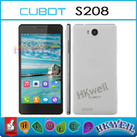 MTK6582 Quad Core Cubot S208 Android Cellphone 1G RAM 16G RO...
