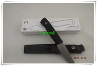 Wholesale FallKniven FK F1 VG blade hunting knife HRC hardness outdoor knife survival knife Kydex sheath A257