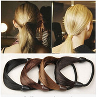 Wholesale Hot New fashion explosion models Korea Wig Rope Hair Band Accessories