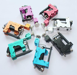 Wholesale STEALTH Generation SET Aluminum Rotary Tattoo Machine Liner Shader Supply Ink Colors Available