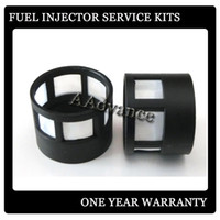 Wholesale Petrol Fuel Injection Rebuild Kits Nylon Filters Wholesales Fuel Injector Mesh Filter Kits Size mm