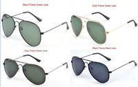Wholesale 20pcs Oculos Vintage Shade Men s sun glasses Metal Frame Classic Retro Men Women Fashion Polarized Sunglasses pilot model