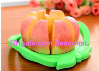 pear corer - 200pcs Lowest Price Hot Fashion Big Corer Slicer Easy Cutter Fruit Knife for Apple Pear Useful