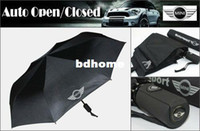 190T Nylon Fabric auto folding umbrella - Excellent AUTO Open Close Folding umbrella CAR Gift