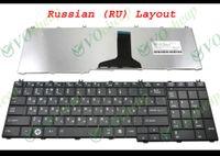 toshiba laptops - New Laptop keyboard FOR Toshiba Satellite C650 C655 C655D C660 L650 L655 L670 L675 L750 L755 Pale Black Russian RU Version NSK TN00R