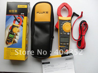 Electronic FLUKE clamp Meter 319 FLUKE clamp Meter 319 FLUKE 319 New TRUE RMS Clamp Meter with backlight ,Free shipping by DHL FEDEX express
