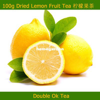 Wholesale New Dried Lemon Tea g Chinese Organic Handmade Victoria C Fruit Tea Personal Health Care Natural Blooming Tea