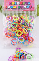 Unisex 12-14 Years Multicolor 8%off!Mixed color,DIY manual!Rainbow loom!Rainbow rubber band!(300pcs bands,12 S clasp,+ a crochet)in each bag!DROP SHIPPING!In Stock!OM