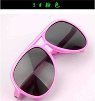 aviator sunglasses cheap - Fashion Children Sunglasses Brand Designer Males Cheap Cycling Sunglass kids aviator plastic frame