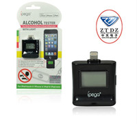 Motorcycle Battery Yes PG-I5006 Free Shipping 10pcs lot iPega Digital Backlight LCD Alcohol Tester Breathalyzer Analyzer For iPhone 5 5S 5G iPod iPad Wholesale