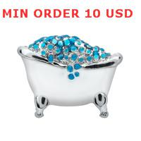 Charms for locket mixed BUBBLE BATH glass floating charms for memory living locket wholesale