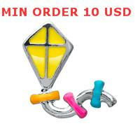 Wholesale KITE charms for memory living locket