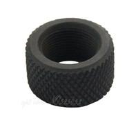 barrel thread protector - Black Steel Barrel Thread Protector x24 Pitch
