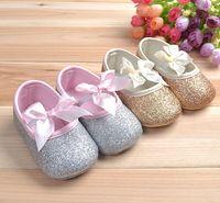 Sparkle Ballerina (Gold) Child Shoes - Punchbowl