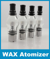 Cheap Replaceable glass globe atomizer Best 4ML Electronic Cigarette M6 Atomizer