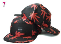 Ball Cap multicolor Man 10pcs lot AAA+ quality Adjustable Ball skateboard Caps Huf 5 Panel hats hip hop snapback cap baseball cap snapbacks