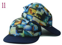 Ball Cap multicolor Man 10pcs lot Light Floral Adjustable Ball skateboard Caps Huf 5 Panel hats hip hop snapback cap baseball cap snapbacks