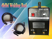 Wholesale small sized high frequency home welding shop single phase volt amp advanced dc welder machine ARC