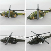 Bus apache kids - Novelty Alloy Pull Back Plane Toys Model Apache Helicopter Electronic Acoustooptical Helicopter Toy For Kids