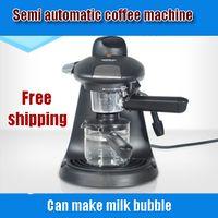 Espresso Coffee Maker 0 0 Semi automatic coffee machine eupa cankun tsk-1822a 5 steam pressure foam household Can make milk bubble