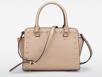 Wholesale new women s real cow leather designer handbag Euro hot sell brand name lady s Luxury messenger bag leisure shoulder bag tote bag pink