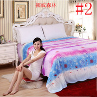 Wholesale Bai home alone pieces of good single bed sheets soft cotton cloth students bedspread special clearance m