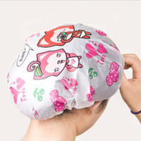 Wholesale Cheap Multi Designs PVC Girls Bath Cap Shower Cover Party Favors RY1432