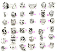 Wholesale 925 Silver Beads for Pandora Charm Bracelets ilia Biagi Bracelet