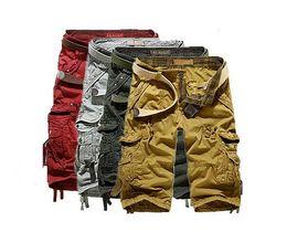 Wholesale 2014 new summer casual men s pants men s shorts pants Loose Cargo Carpenter Pants khaki