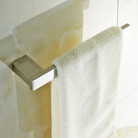 Wholesale Desire Stainless Steel Towel Ring Towel Bar Polished Finish Bathroom Accessories