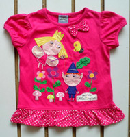 Ben and Holly's Little Kingdom Girls T- shirts