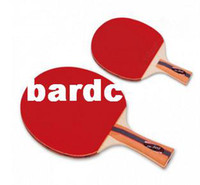 Wholesale Butterfly tbc pingpong Racket Table tennis Racket Straight grip handle Horizontal grip handle