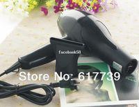 Wholesale professional Hair Dryer Black blow dryer travel dryer household V