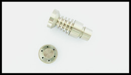 Wholesale high quality T001 Domeless Titanium Nail for amp Grade