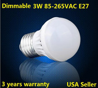 Wholesale Dimmable W LED bulbs V LM E27 led lamp years warranty led lights led down lights USA Seller